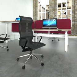 Mesh Back Task Chairs