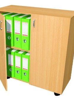 mobile-double-door-cupboard