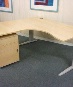 Recycled Desks