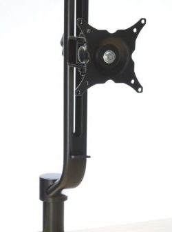 secure-monitor-arm-black