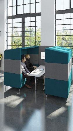 Meeting Booths