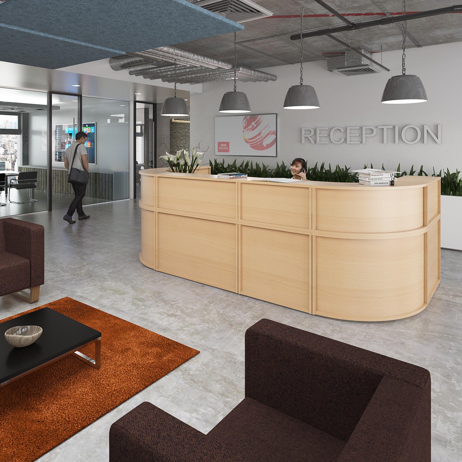 Create The Perfect Reception Area